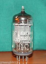 RCA 12AU7 ECC82  Vacuum Tube  V Strong  Results = 2130/2150
