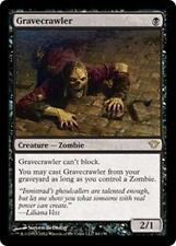GRAVECRAWLER Dark Ascension MTG Black Creature—Zombie RARE
