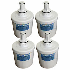 4 x Finest Filters DA29-00003G Compatible Fridge Filter Catridge for Samsung