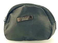NEW MENS LADIES SOFT REAL LEATHER COIN POUCH PURSE WALLET 1465