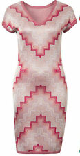 BNWT MISSONI Zigzaq Sheath Dress @ UK 10 NEW Cocktail Party Bodycon @ Target