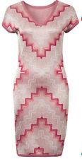 BNWT MISSONI Zigzaq Sheath Dress @ UK 10 NEW Cocktail Party Bodycon @ Target