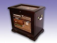 EWT Varages Cabinet Humidor D + Digital humidifier 'new'!