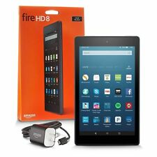 """BRAND NEW, AMAZON FIRE, HD 8, TABLET 8"""" HD DISPLAY, FRONT & REAR CAMERA, 16 GB"""
