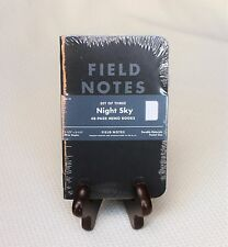 Field Notes Night Sky Edition (Summer 2013) Sealed Notebook 3-Pack