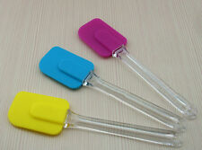Hot sale Silicone Cream Butter Spatula Scraper Stir Baking Utensil Tool SK