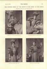 1895 Miss Winifred Emory Benefit Of The Doubt George Walters George Rignold