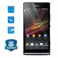 5X Crystal Clear 3H Anti-scratch Screen Protector Film Cover Sony Xperia SP BN
