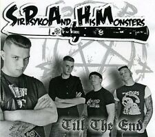 SIR PSYKO & HIS MONSTERS - TILL THE END  CD NEU