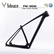 "New T700 Carbon UD Matt 29ER Mountain Bike MTB Bicycle Frame 15/17/19/21"" + PF30"