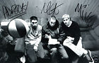 THE BEASTIE BOYS AUTOGRAPH SIGNED PP PHOTO POSTER