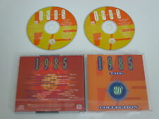 VARIOUS/THE 80´S COLLECTION - 1985(TIME-LIFE MUSIC TL 544-03) 2XCD ALBUM