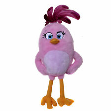 "Officiel neuf 12"" rose angry bird de angry birds le film plush soft toy"