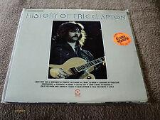ERIC CLAPTON History Of..RARE MONO WLPromo 1972 NM Double Album