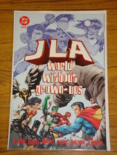 JUSTICE LEAGUE OF AMERICA JLA WORLD WITHOUT GROWN UPS 2 GRAPHIC NOVEL