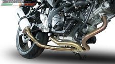 Suzuki SV650 euro Pipa. Acero euro por GPR de Milán para 2016/17 SV650