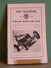 The Bulletin of the Vintage Sports Car Club Summer 1981 No 150  ERA R1B