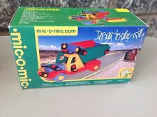 Mic-O-Mic Semi Truck & Trailer Building Kit By Schafer Toy Germany #Nib