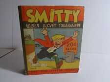 Smitty nn (GVG) Whitman 1934 Big Little Book BLB Cocomalt soft cover (c#12403)