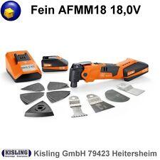 Fein Multimaster Pila AFMM 18 En Maleta con accesorios