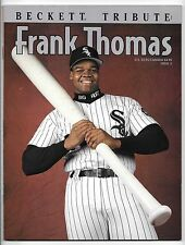 Beckett Tribute Magazine Issue 5-Frank Thomas!