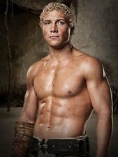 POSTER SPARTACUS 2 3 ANDY WHITFIELD LIAM MCINTYRE SERIE TV ROMA ROME FOTO FOX #1