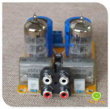 6N3 Vacuum Tube PreAmplifier SRPP Board Assembled Pre-amp Amplifier Fit for 5670