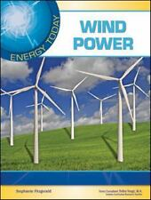 Wind Power (Energy Today)-ExLibrary