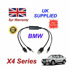 BMW X4 SERIE CAVO AUDIO PER SAMSUNG GALAXY, HTC, Blackberry, LG, Nokia, Sony