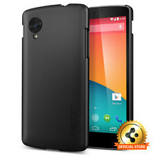 Spigen® Google LG Nexus 5 Case [Ultra Fit] Ultra Slim Perfect Fit Cover + HDFilm