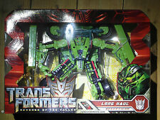 TRANSFORMERS ROTF VOYAGER CLASS LONG HAUL MISB ORIGINAL HASBRO