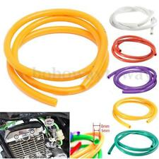 1M Petrol Fuel Hose Motorcycle Bike Gas Oil Pipe Tube 5mm I/D 8mm O/D Universal