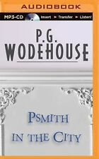 Psmith in the City by P. G. Wodehouse (2015, MP3 CD, Unabridged)