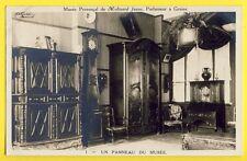 cpa PHOTO Autographe RICHARD, CANNES Musée Provençal MOLINARD Parfumeur GRASSE