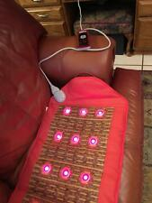 Far Infrared-Amethyst-Photon-Massage Table MAT- Ceragem - Biomat - Migun - Bemer
