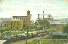 Ft. Wayne, IN Wayne Knitting Mills 1912