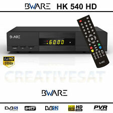 BWare HK540  DVB-S/ S2 HD Receiver LAN USB PVR Ready Full 1080p