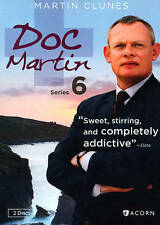 Doc Martin: Series 6 NEW  (DVD, 2013, 2-Disc Set)                            lx2