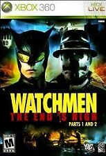 Xbox 360 Watchmen: The End is Nigh Parts 1 & 2 BRAND NEW SEALED - FREE SHIPPING