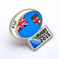 Rugby World Cup 2015 Fiji Flag Pin