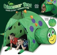 Dinosaur Play Tent Tunnel Indoor Outdoor Collapsible Toy Kids Play Children Game