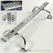 Aluminum Gutter Mount Roof Light Bar for Off Road Work Lamps Cargo Van/Truck/SUV