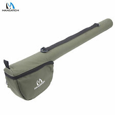 Fly Fishing Rod Tube Triangle Rod Case Cordura Rod Storage