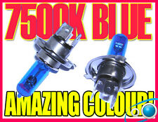 H4 Ice Blue Xenon Headlight Bulbs Lamp Spare Part Ford Fiesta Mk6 02-08 Inc. St