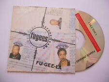 Fugees  /  fu-gee-la - cd single