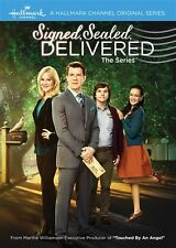 SIGNED SEALED DELIVERED COMPLETE SERIES New Sealed 3 DVD Set Hallmark Channel