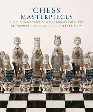 Chess Masterpieces: One Thousand Years of Extraordinary Chess Sets, Brady, Maxin