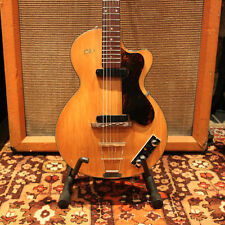 Vintage 1959 Hofner Club 50 naturel blonde Selmer London guitare