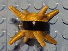 LEGO Bionicle - Thornax Fruit Spiked Ball with Black Band - Pearl Gold
