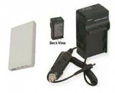 Battery + Charger for Aiptek DZOV58N PVR Pocket DV8800